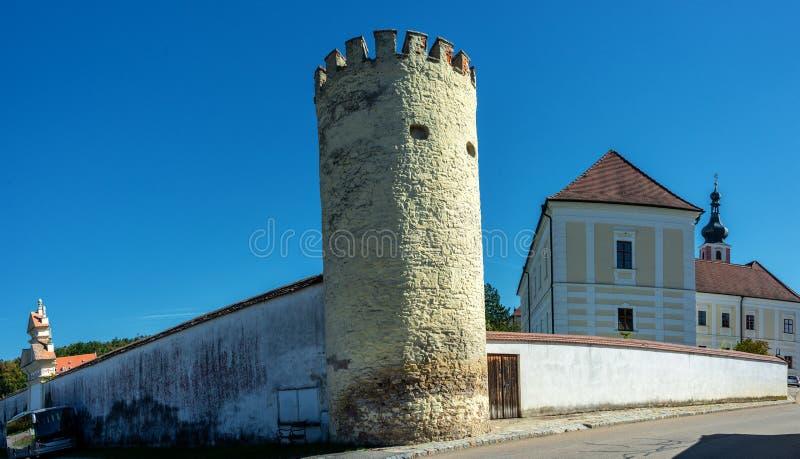 Premonstratensian-Kloster, Geras lizenzfreie stockbilder