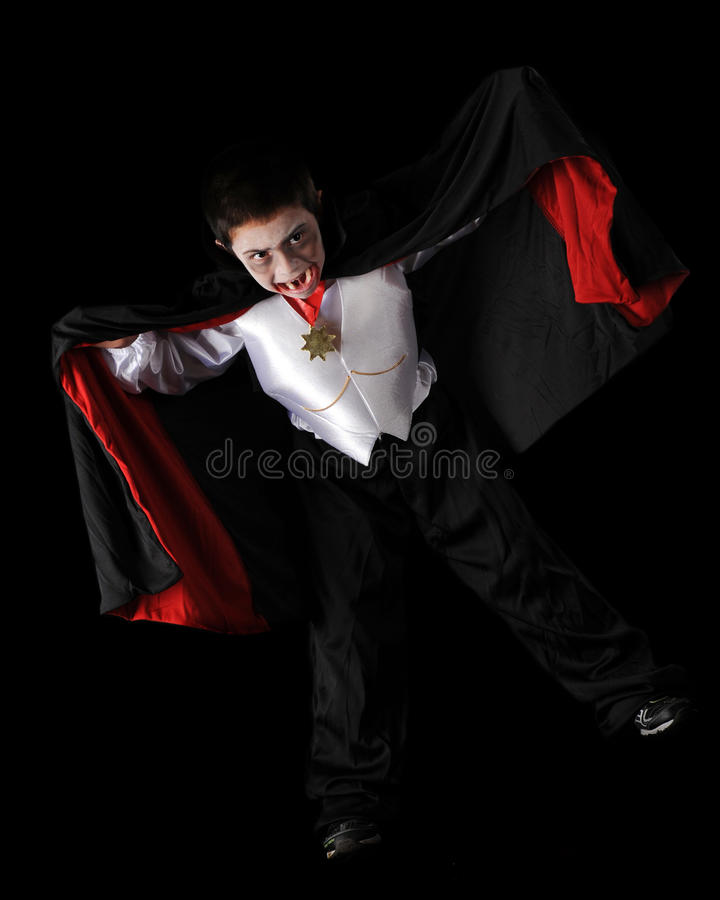 Prenez garde, vampire ! photos stock