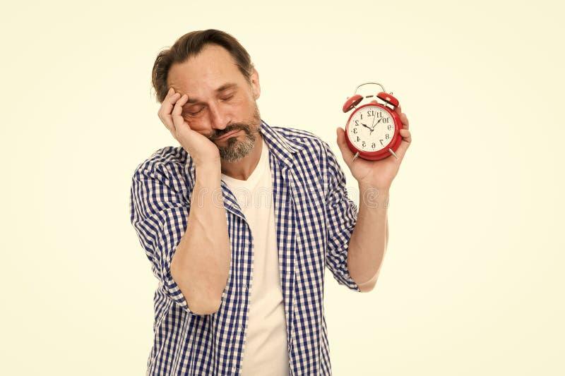 Prenez le contr?le du temps Concept d'autodiscipline Comment ?viter d'?tre en retard ?tre tardif est habitude Figure pourquoi vou photographie stock
