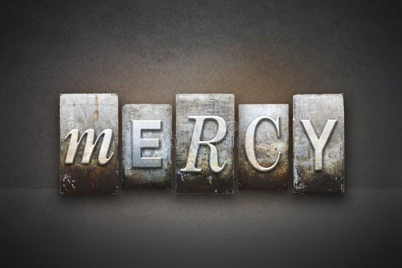 Prensa de copiar de la misericordia imagen de archivo libre de regalías