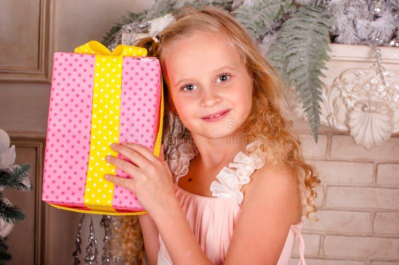 Preparação para o Natal foto de stock