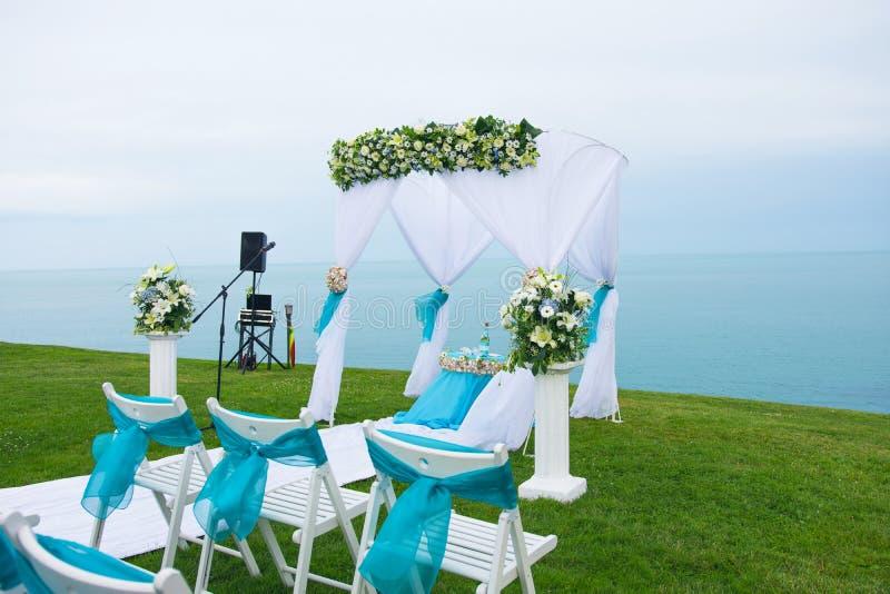 Preparación de la boda fotos de archivo libres de regalías