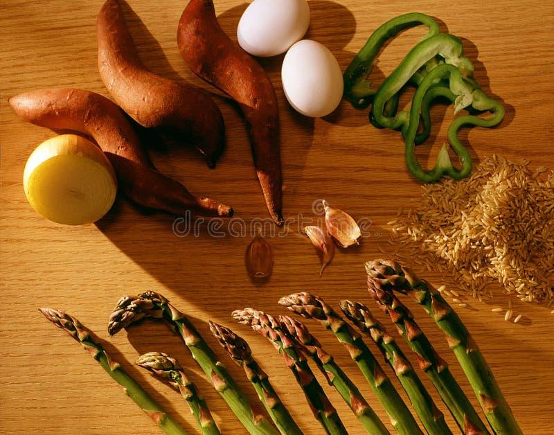 Preparando O Jantar Fotos de Stock Royalty Free