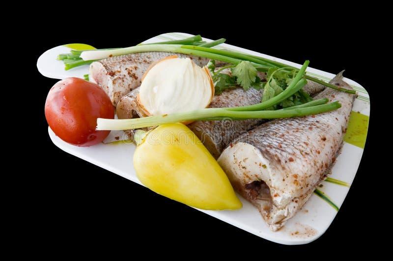 Download Preparation of fish stock photo. Image of nion, white - 11080414