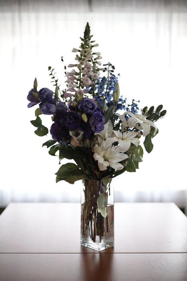 preparaty dni pokazu kwiat świeżej matka s obraz stock