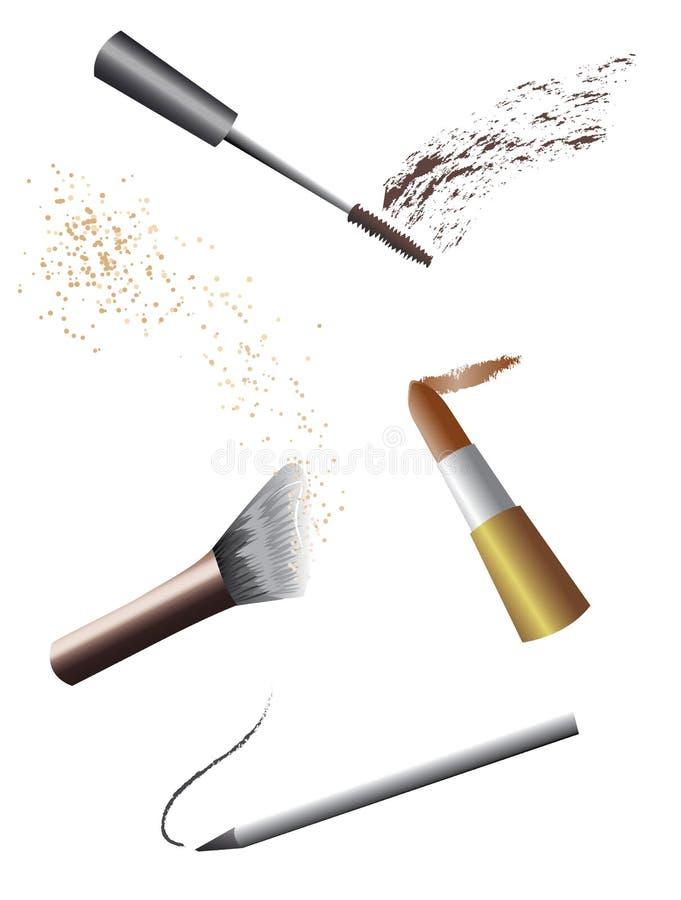Prepare ferramentas ilustração stock