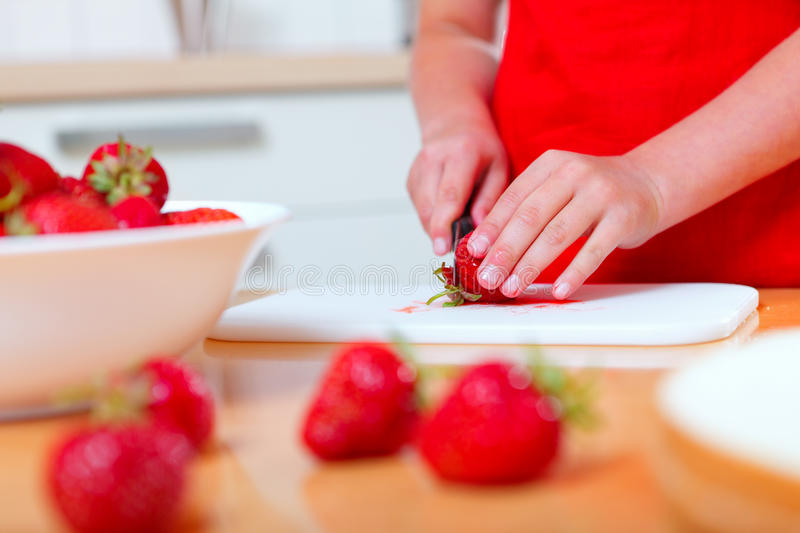 Download Preparing Food Royalty Free Stock Photography - Image: 23464627
