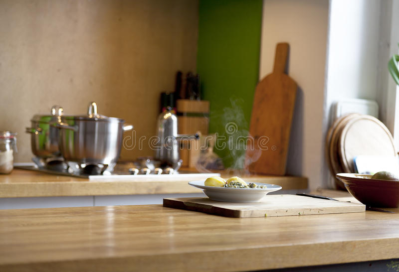 Download Preparing Lunch For The Family Stock Photo - Image: 20808710