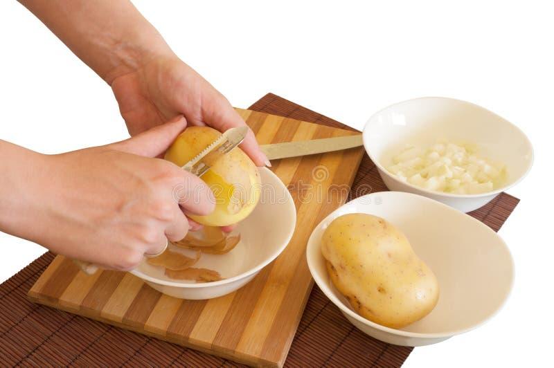 Download Preparing meal ingredients stock photo. Image of human - 23914758
