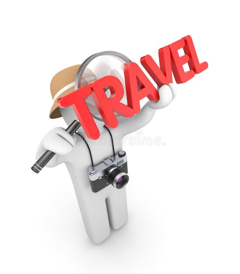 Download Preparing to travel stock illustration. Image of rest - 41338617