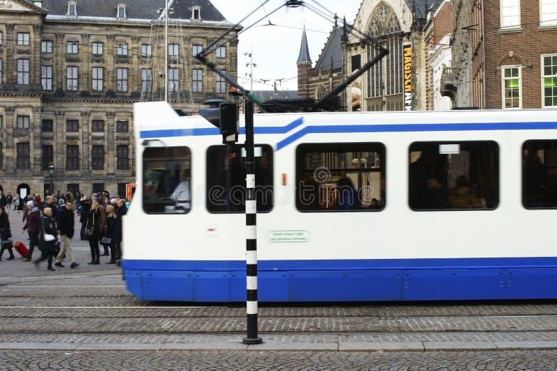 Presa Amsterdam cuadrada fotos de archivo libres de regalías