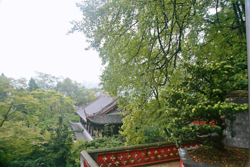 Presa de Dujiang imagenes de archivo
