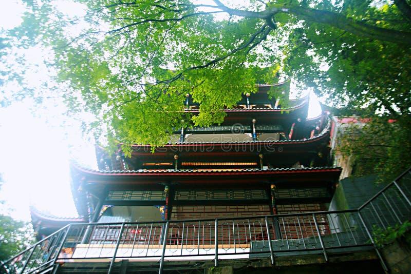 Presa de Dujiang imagen de archivo libre de regalías