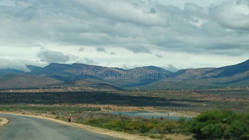 Presa de Mphogodiba fotos de archivo libres de regalías