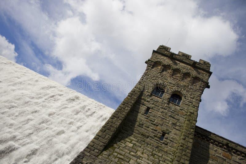 Presa Derbyshire de Derwent fotos de archivo