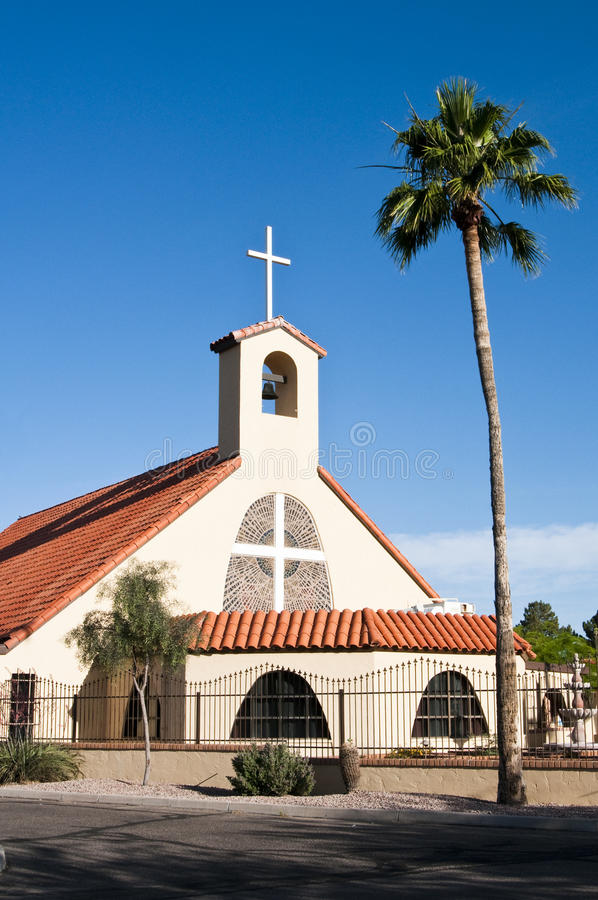 Presbyterian Church Royalty Free Stock Images