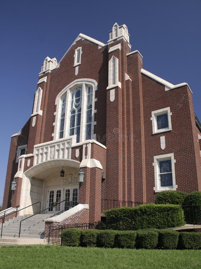 Presbyterian Church 2 royalty free stock photo
