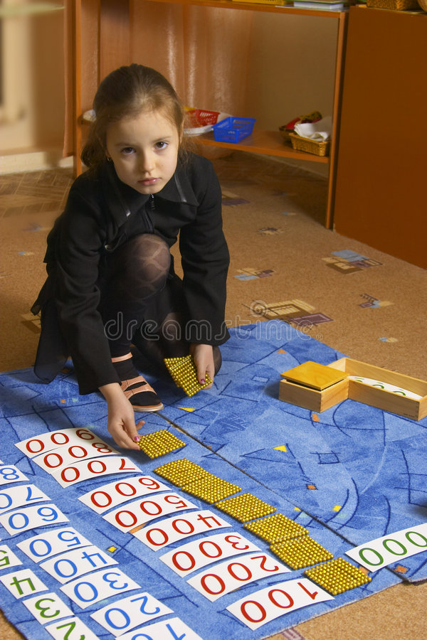 Download Preschool Royalty Free Stock Photo - Image: 512375