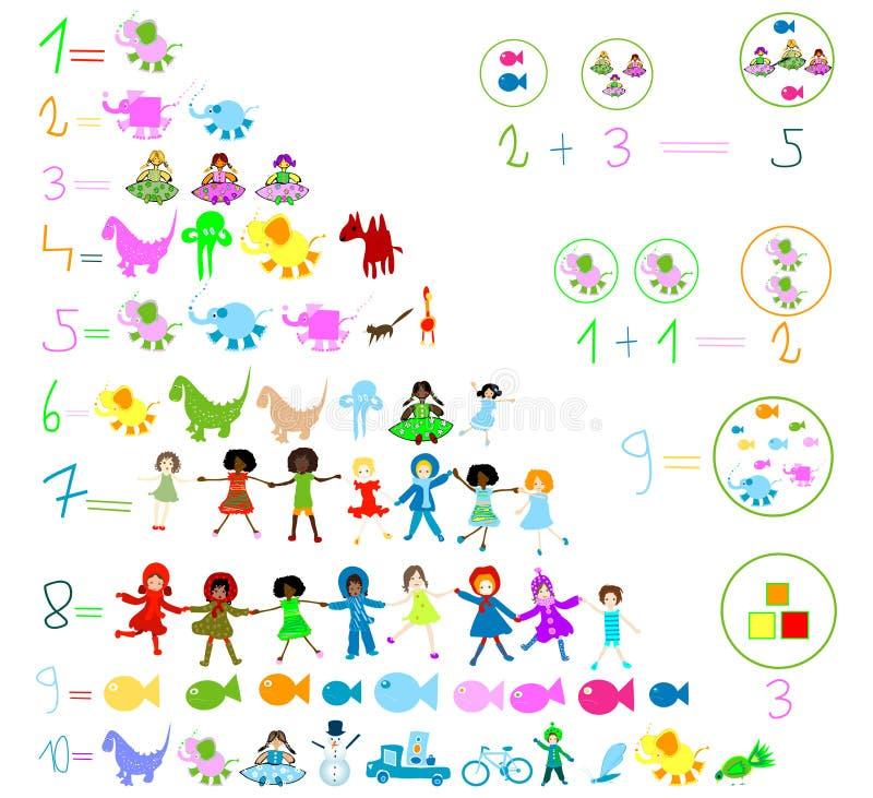 Download Preschool elements stock vector. Image of rectangles, animals - 3918239