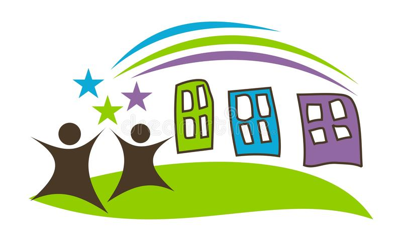 preschool logo design template stock vector illustration of rh dreamstime com preschool logos free preschool logo images