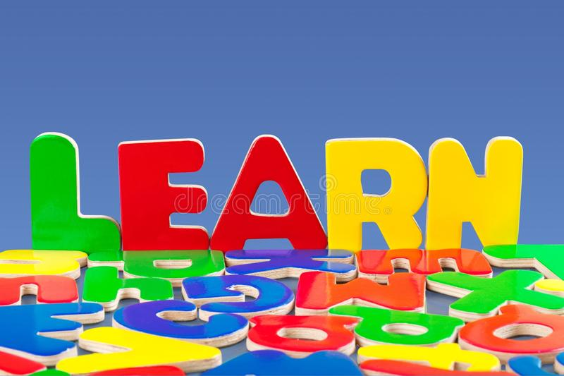 Preschool royalty free stock photos