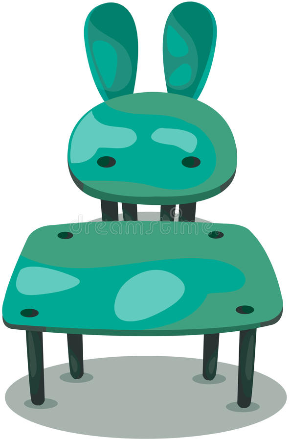 Download Preschool table and chair stock vector. Image of chair - 27359680