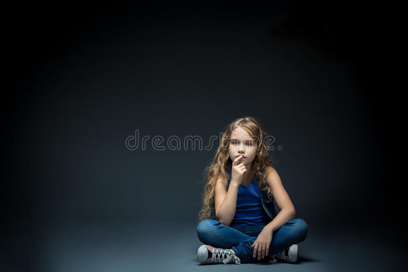 Preschooler zdjęcia royalty free