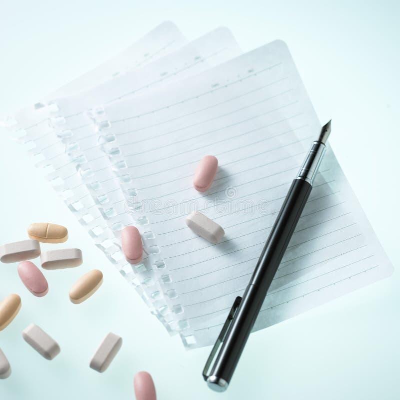 Prescription photos libres de droits