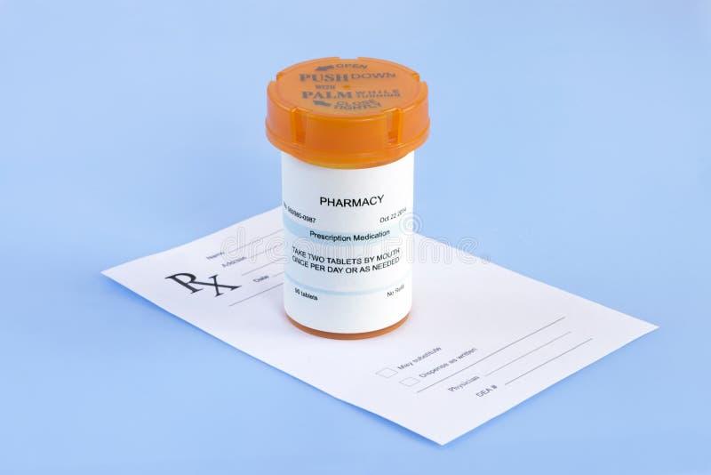 prescription photographie stock