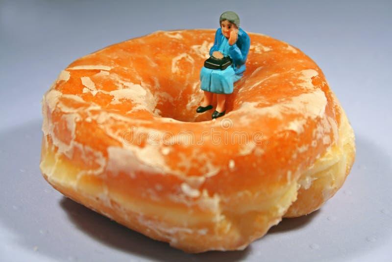 Prescription Donut Hole Gap Stock Images