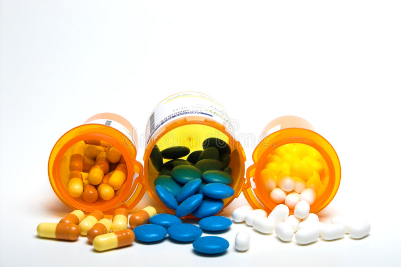 Prescription Medication royalty free stock images