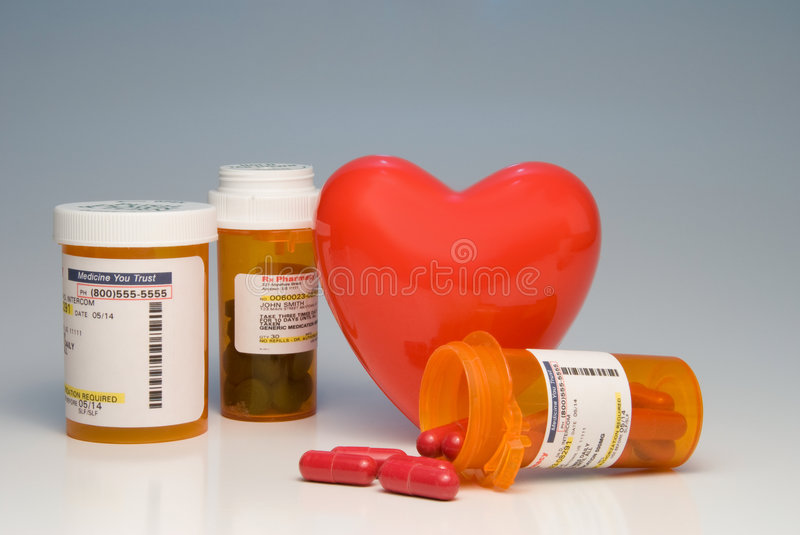 Download Prescription Medication Royalty Free Stock Photography - Image: 6442127