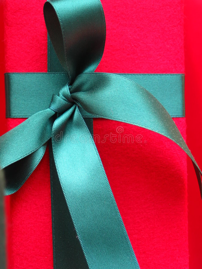 Download Present stock image. Image of ribbon, christmas, affection - 500519