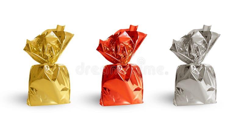 Present Bags Stock Photos