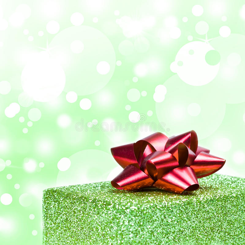 Download Present box stock photo. Image of bright, christmas, decoration - 42264694