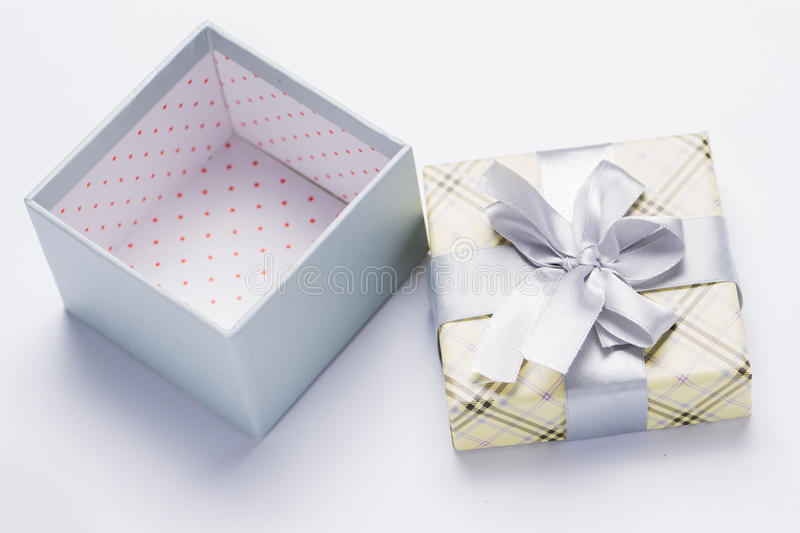 Download Present Package And Garlands Stock Photo - Image: 35755770