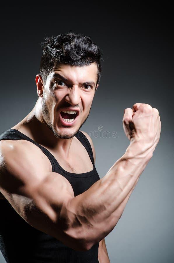 Download Presentación Muscular Del Hombre Imagen de archivo - Imagen de muscular, ajuste: 41914281