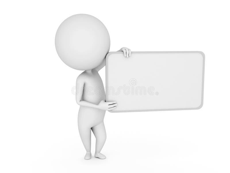 Presentatie stock illustratie
