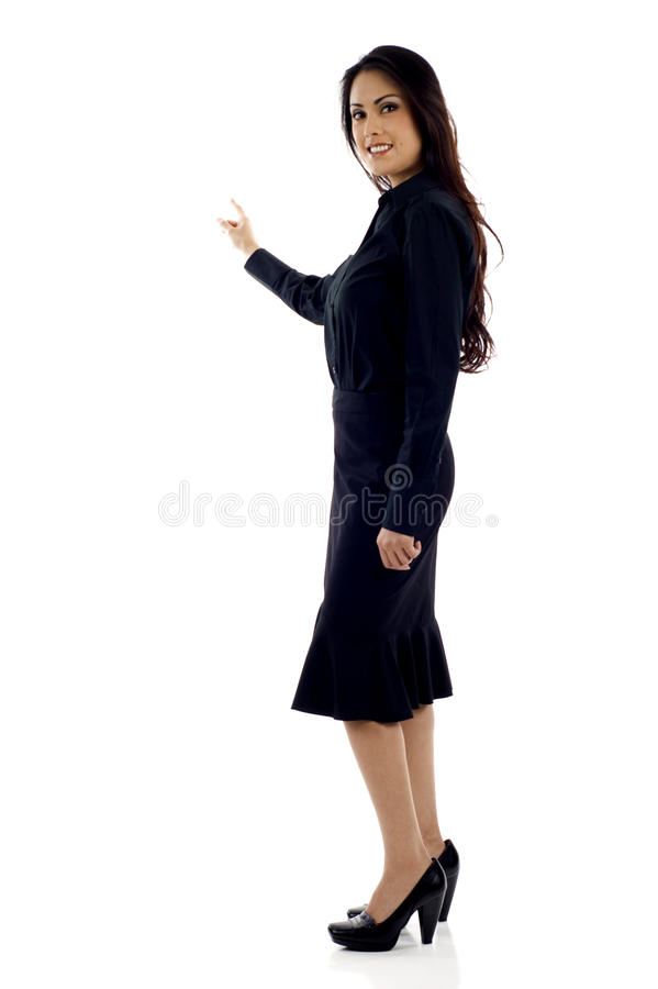Download Presentation stock photo. Image of girl, body, corporate - 17036980