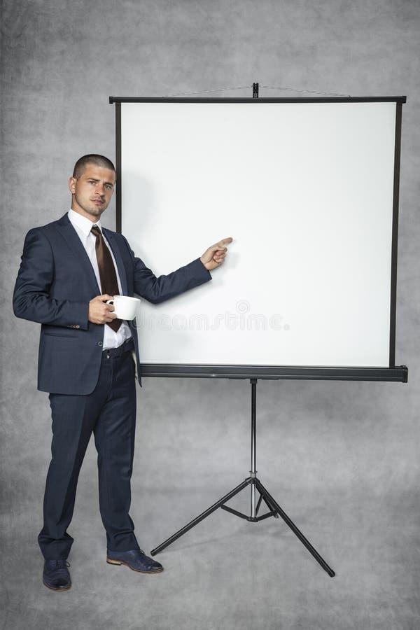 presentation royaltyfri foto