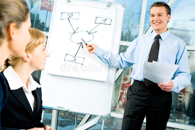 Download Presentation stock photo. Image of education, leader, collar - 4858472