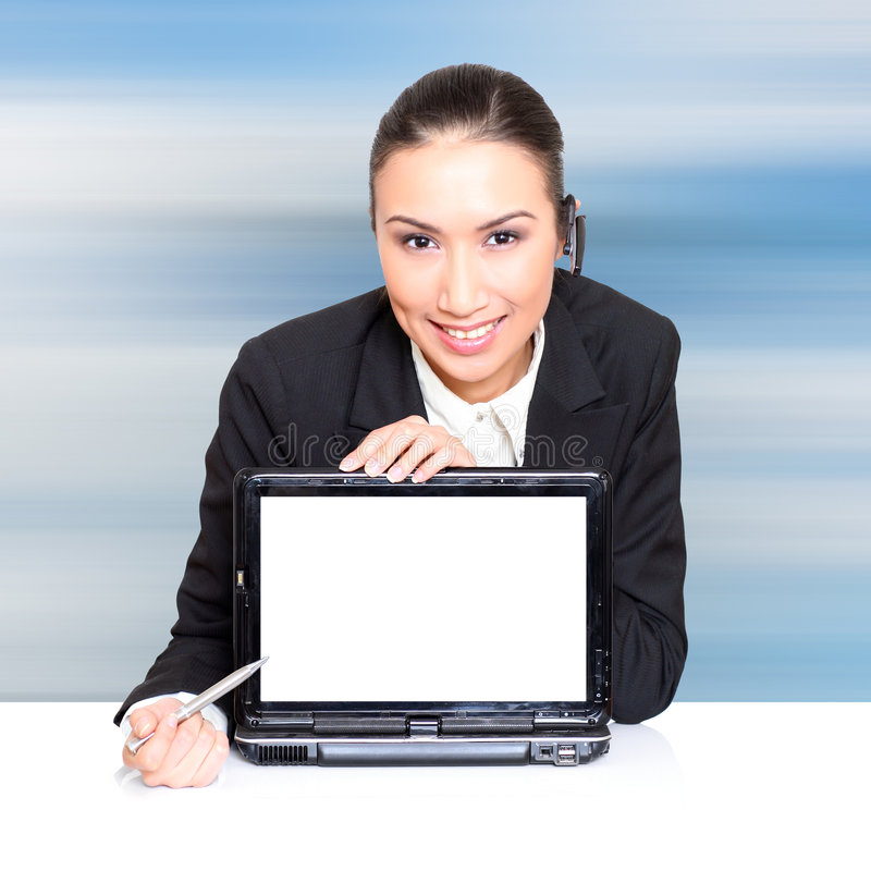 Download Presentation stock image. Image of happy, collar, person - 8180865