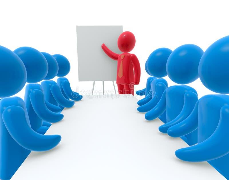 Download Presentation stock illustration. Image of learning, metaphor - 8457126