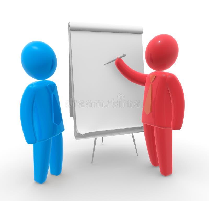 Download Presentation stock illustration. Image of clipart, board - 8600603