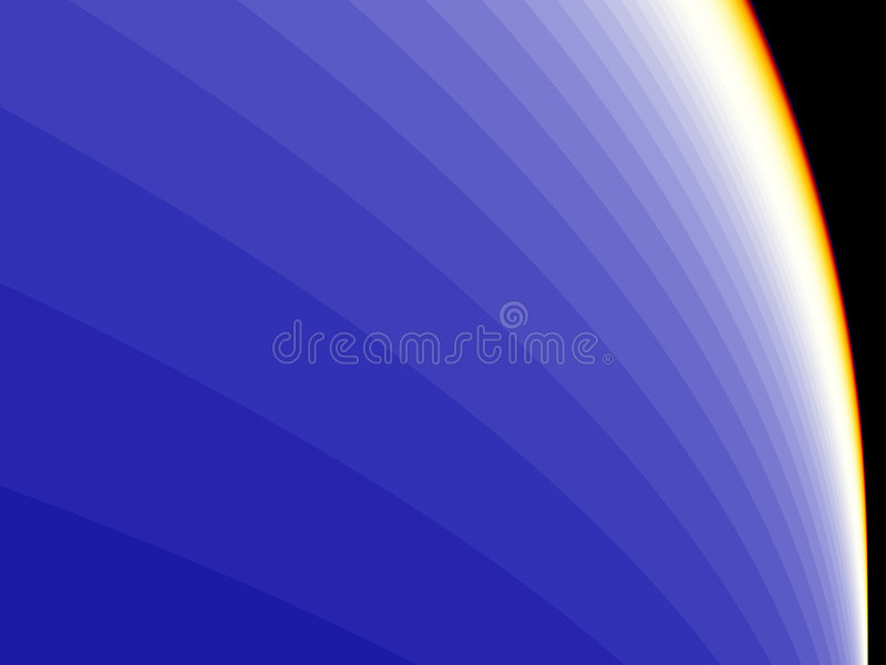 Presentation background vector illustration