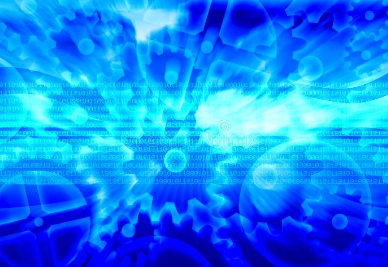 Presentation background stock image