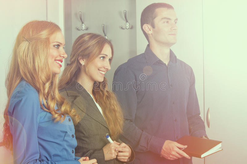 Download Presentation stock photo. Image of discussing, communication - 36784750