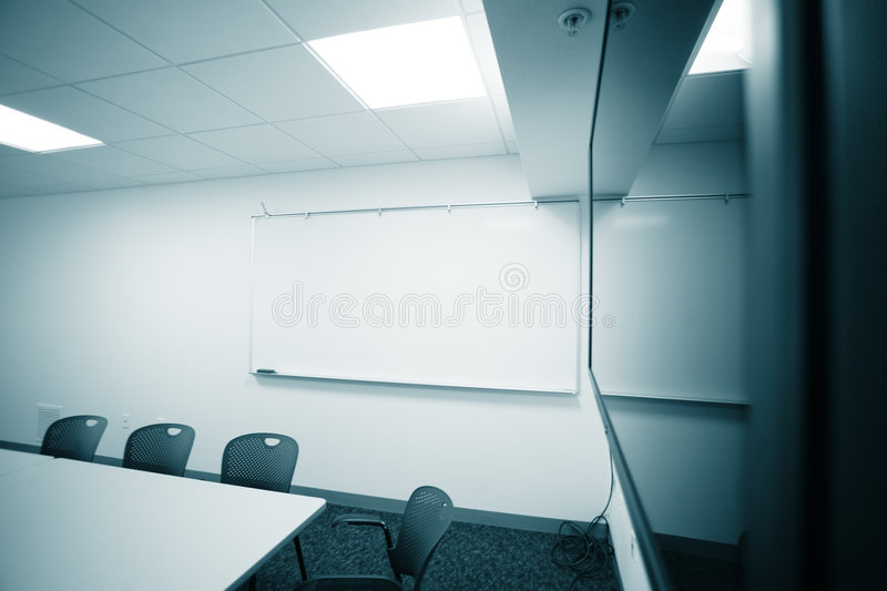 Download Presentation room stock image. Image of clean, conference - 4807207