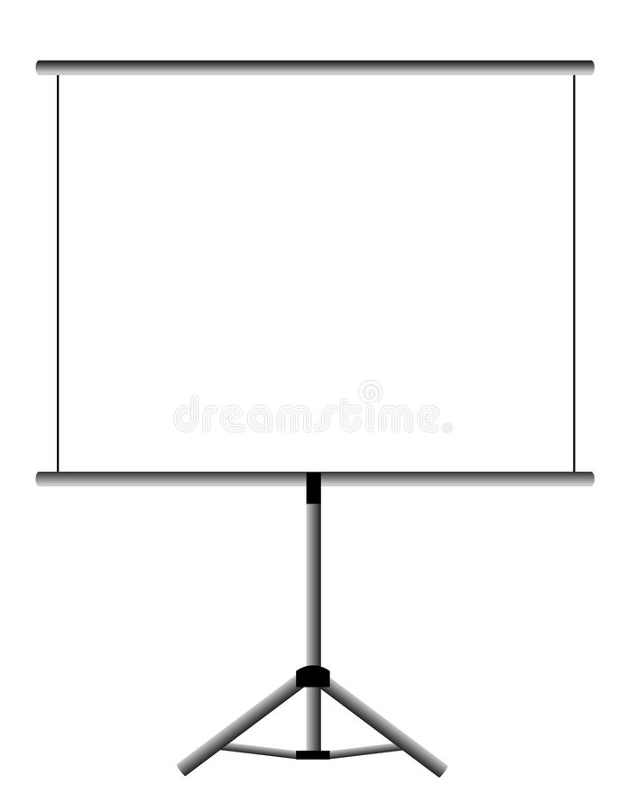 Download Presentation Screen stock vector. Image of chart, remote - 14548203