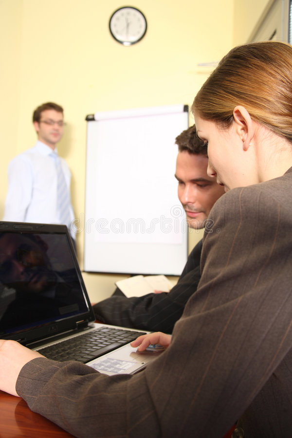 Download Presentation of vision stock photo. Image of executives - 3808158
